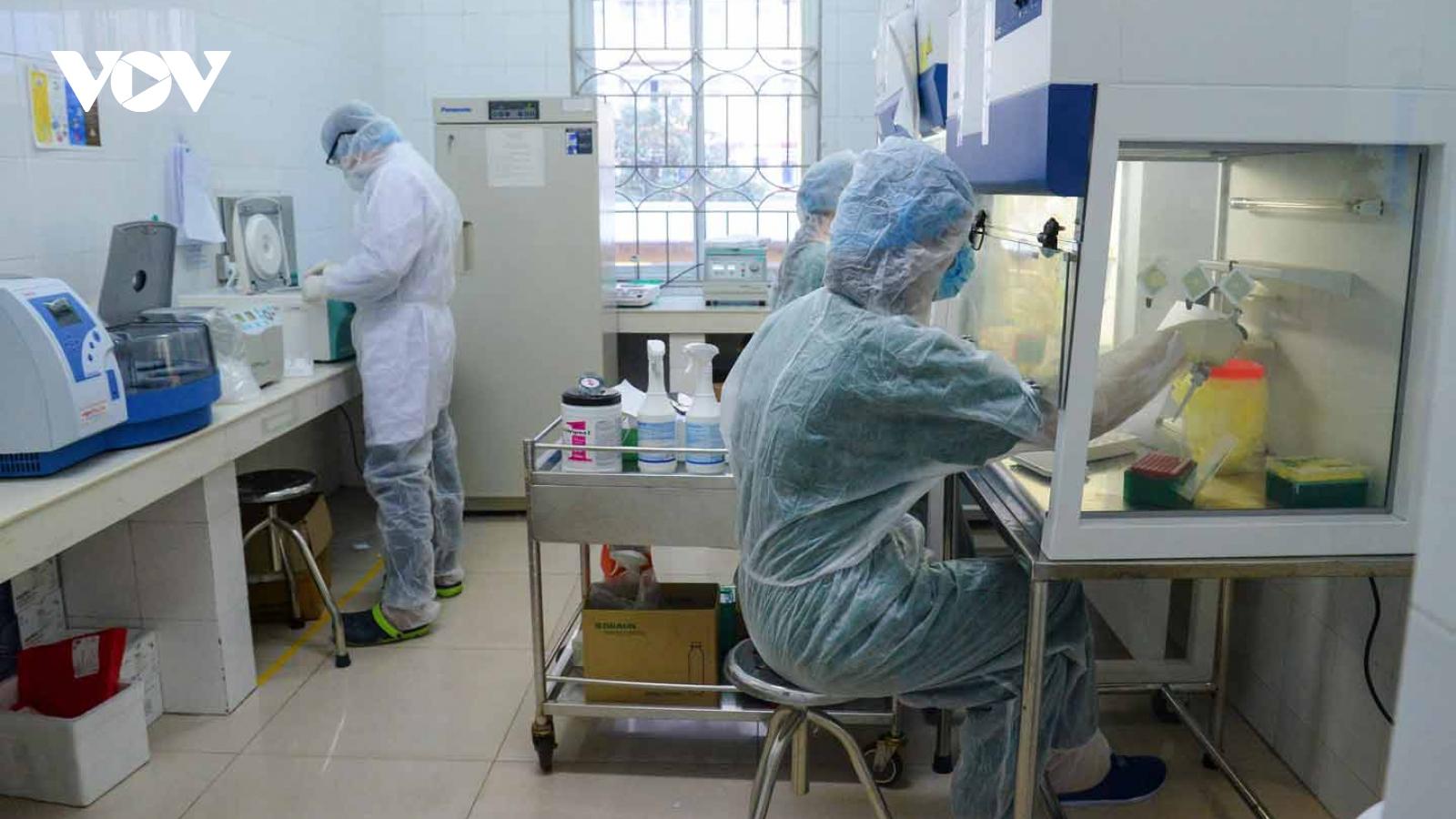 Hơn 6.700 mẫu xét nghiệm dịch vụ SARS-CoV-2 ở Quảng Ninh đều âm tính