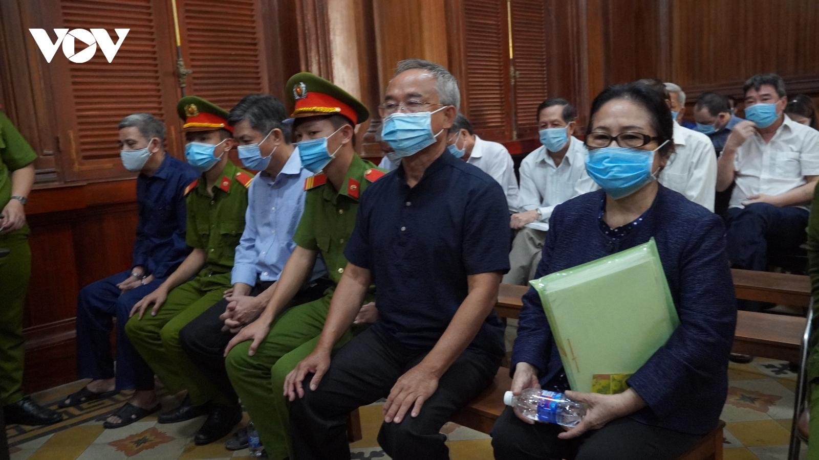 Xét xử cựu Phó Chủ tịch UBND TPHCM Nguyễn Thành Tài