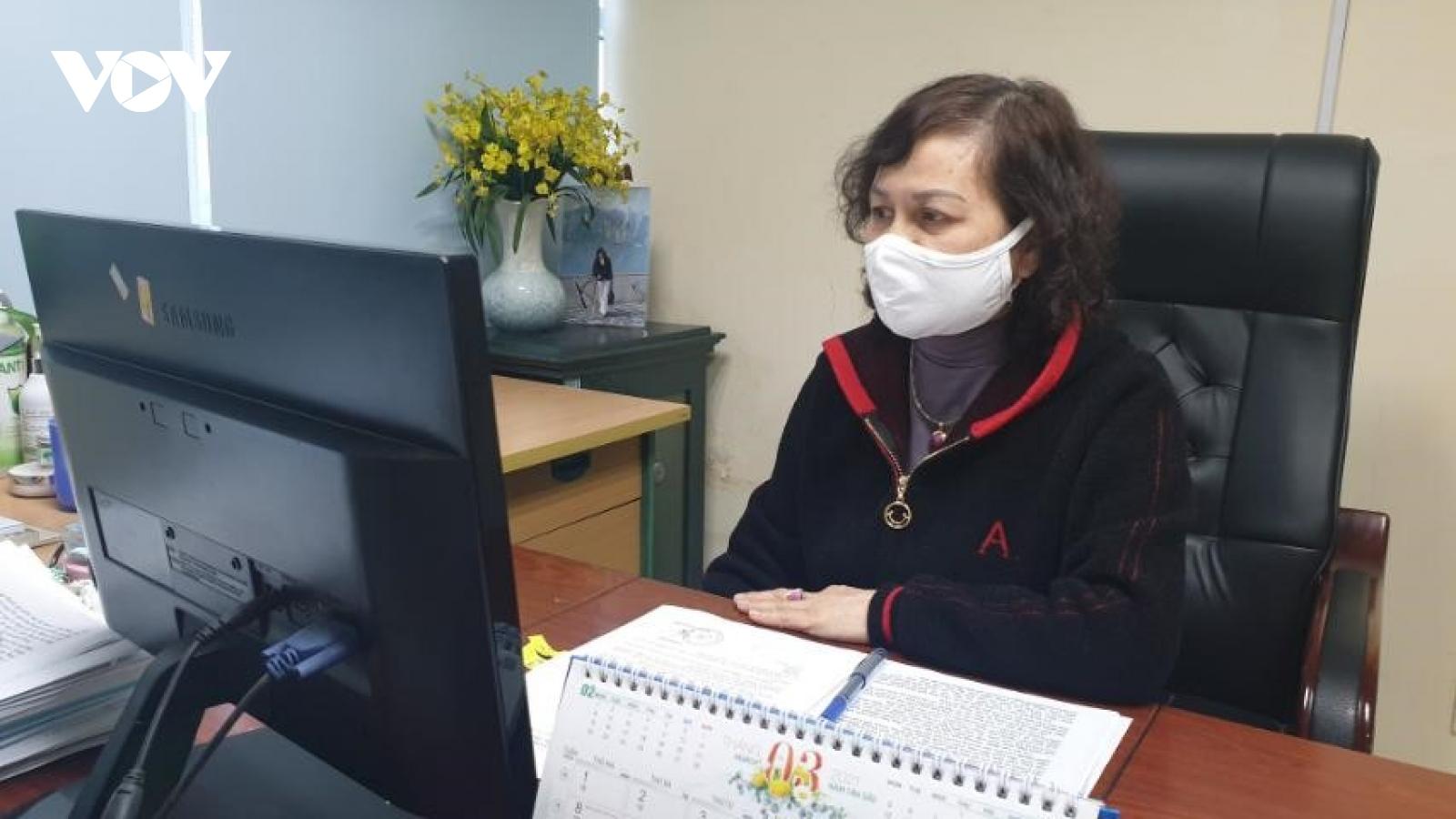 Nữ thầy thuốc ưu tú tận tuỵ với nghề