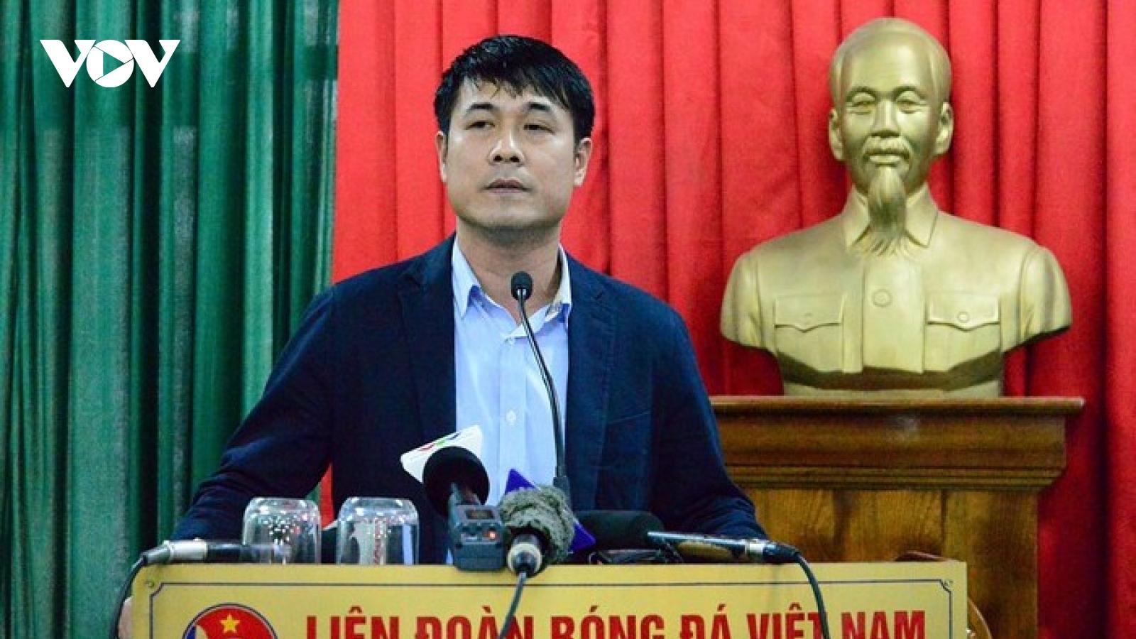 Ngày này năm xưa: HLV Hữu Thắng chính thức dẫn dắt ĐT Việt Nam