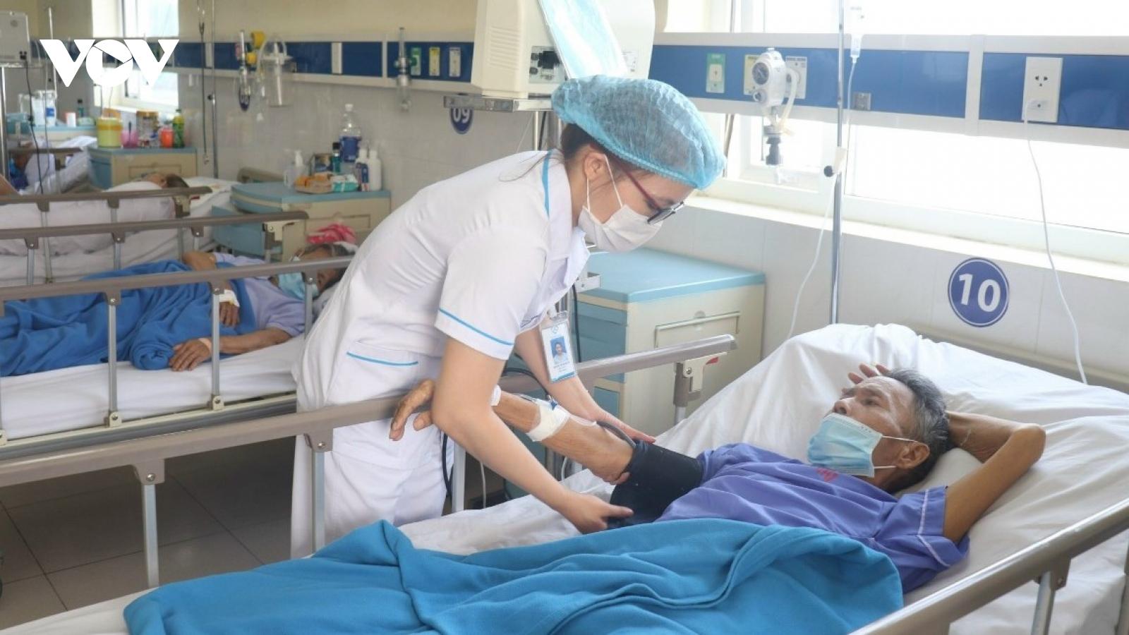Đà Nẵng điều trị thành công ca bệnh Whitmore