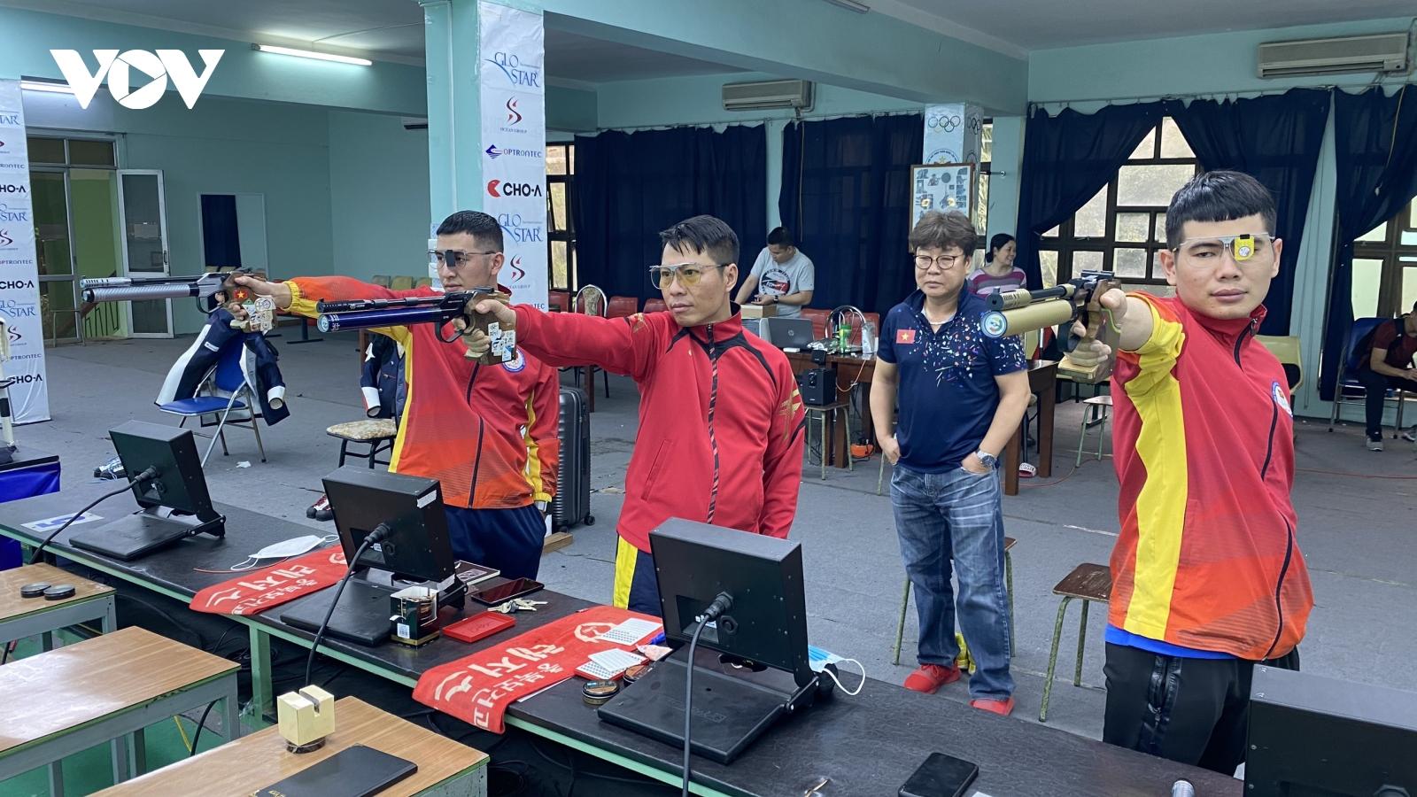 Chính thức: Bắn súng Việt Nam lỗi hẹn với Olympic Tokyo