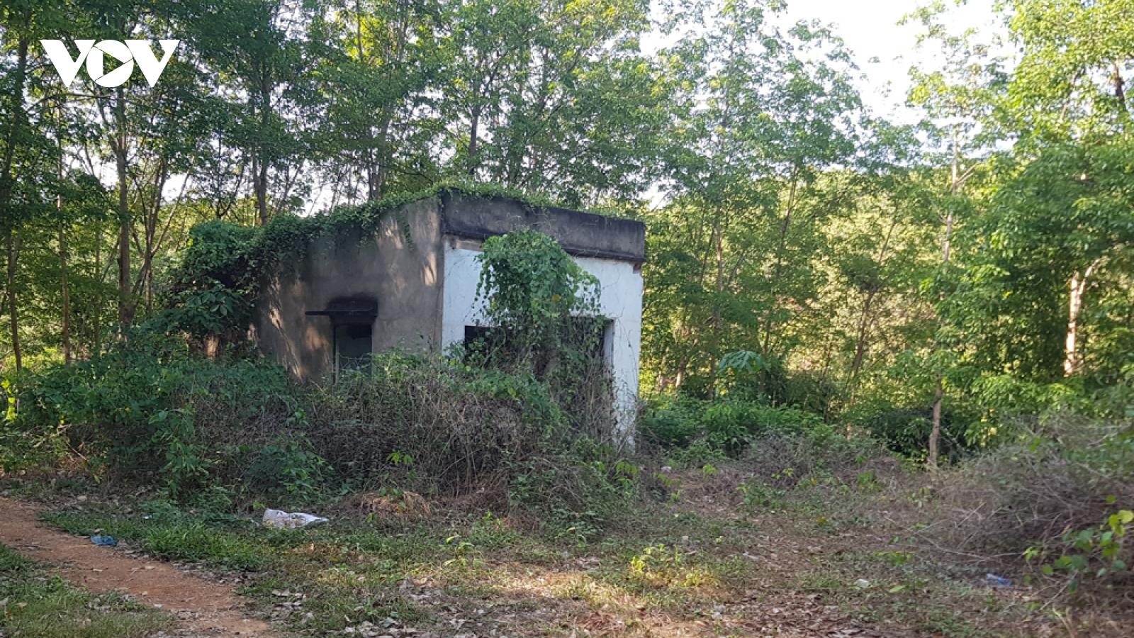 Phát hiện nam công nhân ở Bình Phước tử vong trong nhà hoang