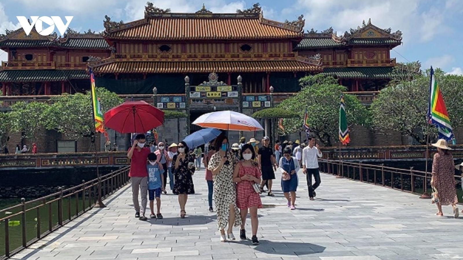 Thừa Thiên Huế phát triển du lịch trong trạng thái bình thường mới