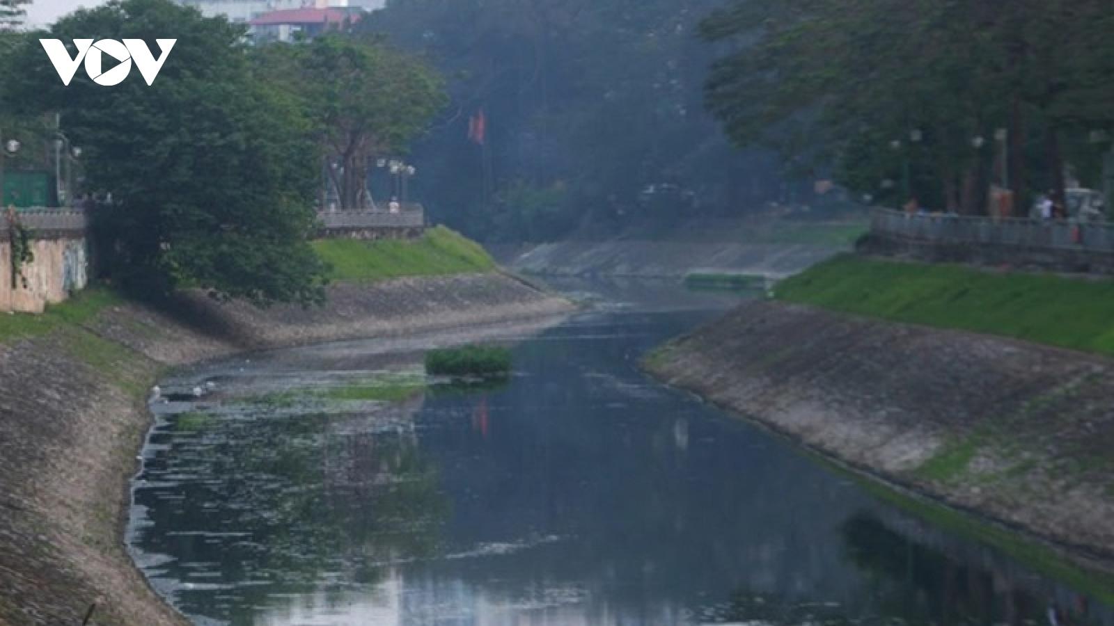 """""""Cải tạo kiểu gì thì cũng phải làm cho Tô Lịch là sông có dòng chảy"""""""
