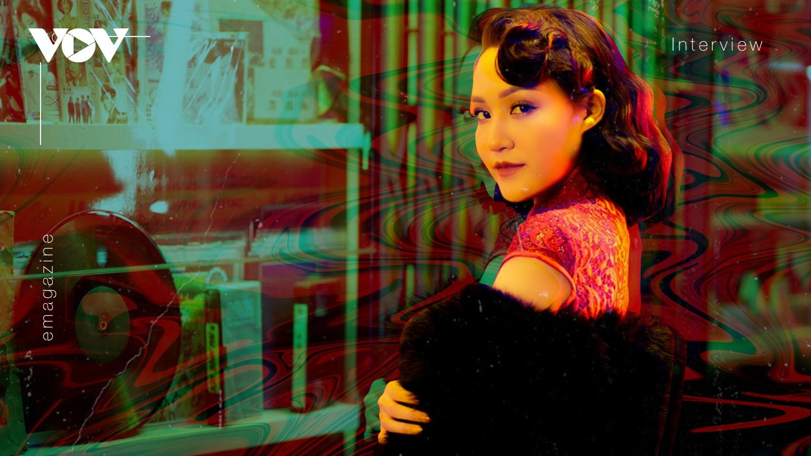 """Sao Mai Thu Thủy: """"Tôi nể phục Chi Pu, muốn có hôn nhân hạnh phúc như Đông Nhi"""""""