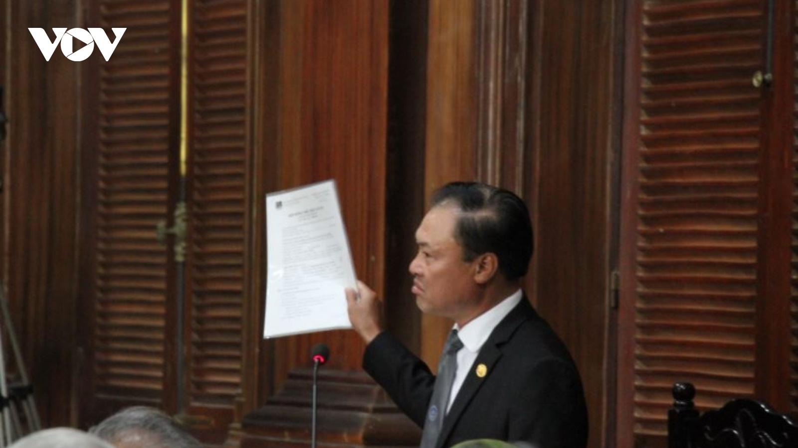"""Agribank """"tung"""" bằng chứng tố Dương Thị Bạch Diệp thế chấp nhà đất 57 Cao Thắng"""