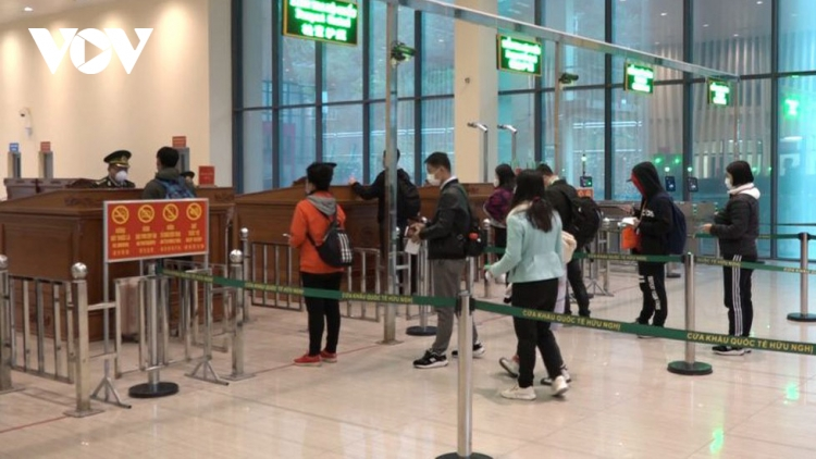 Foreign arrivals decline by 99.1% over two months
