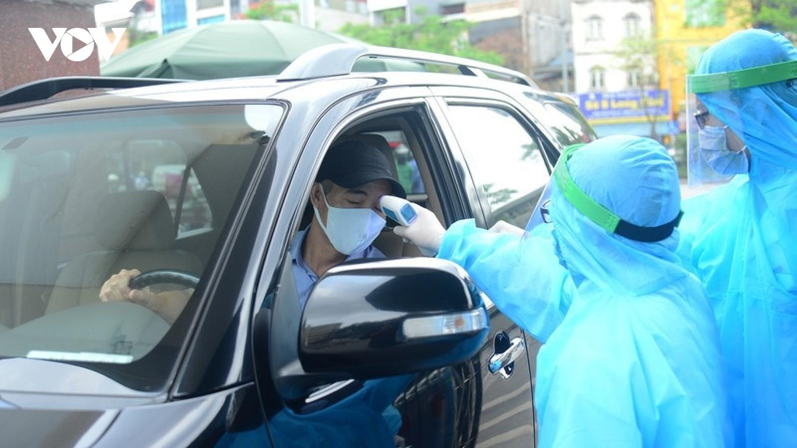 142 người ở 15 tỉnh, thành đi trên chuyến bay VJ458 cùng bệnh nhân COVID-19