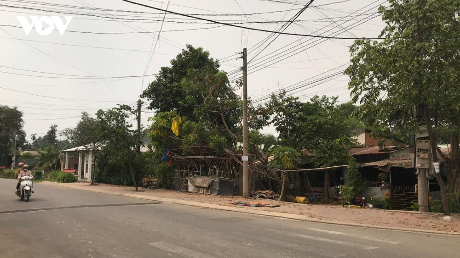 """Lãnh đạo thành phố Thuận An thông tin việc 36 hộ dân sống """"chui"""" hơn 45 năm"""