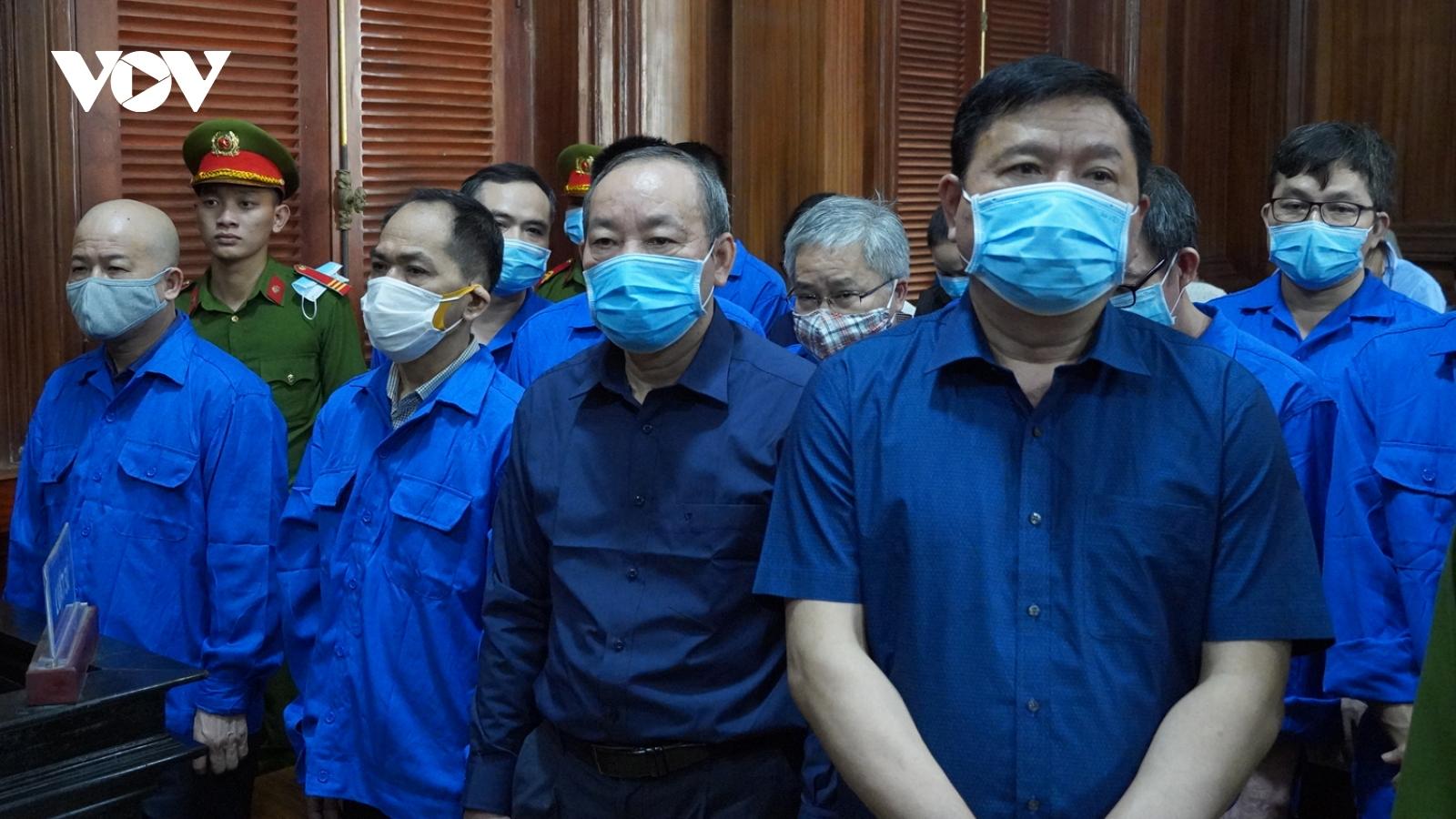 Tạm hoãn phiên phúc thẩm vụ sai phạm tại dự án cao tốc TPHCM -Trung Lương