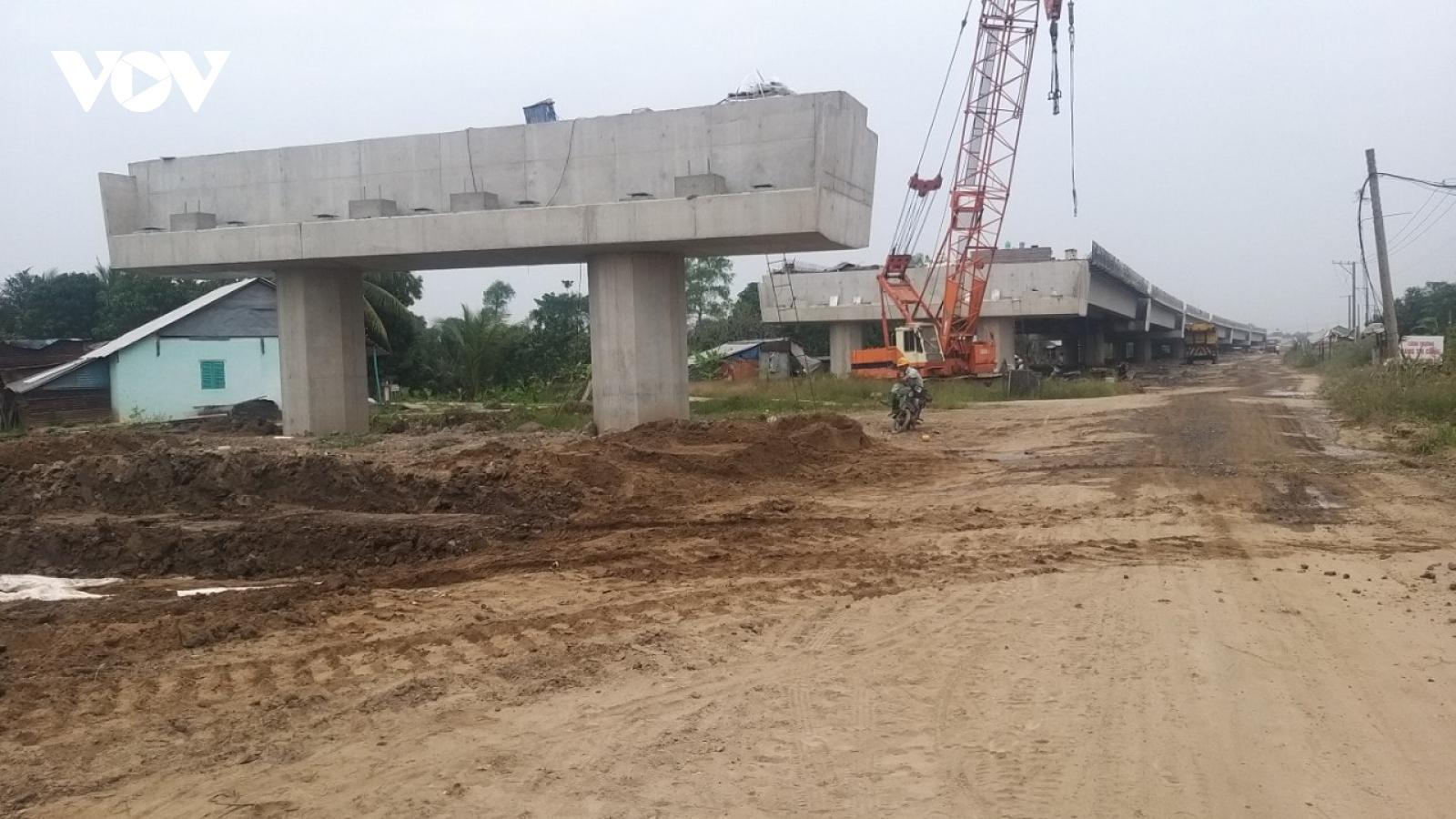 Tiền Giang, Vĩnh Long gấp rút giải phóng mặt bằng để phục vụ dự án xây cầu Mỹ Thuận 2