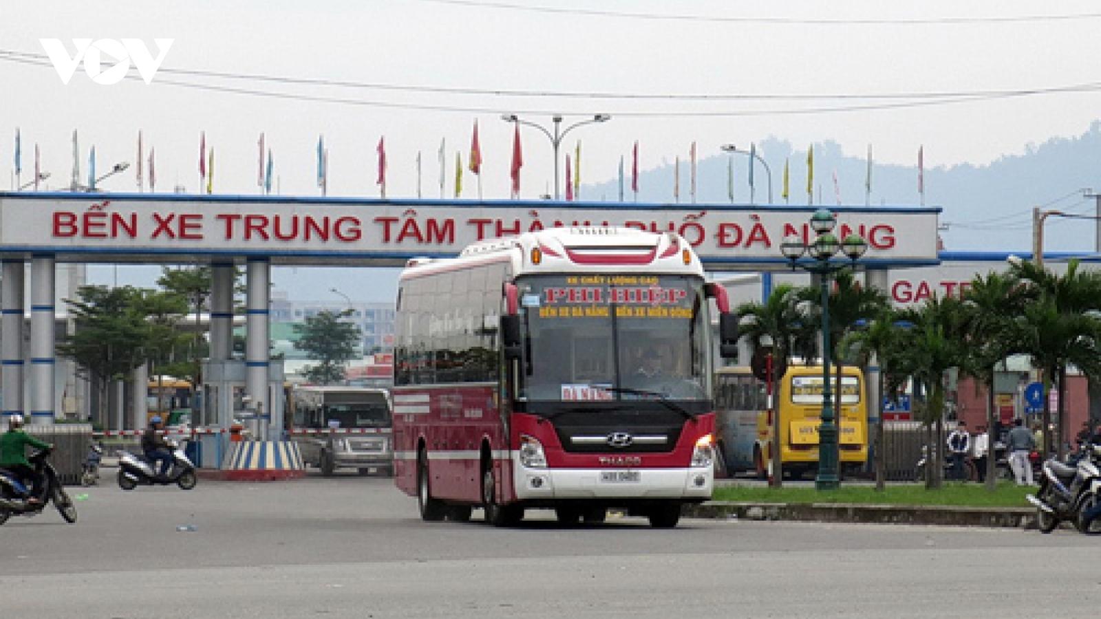 Đà Nẵng cho phép các tuyến vận tải đến tỉnh Gia Lai hoạt động trở lại