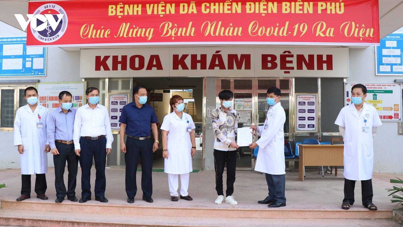 Một trong 3 bệnh nhân mắc COVID-19 ở Điện Biên khỏi bệnh