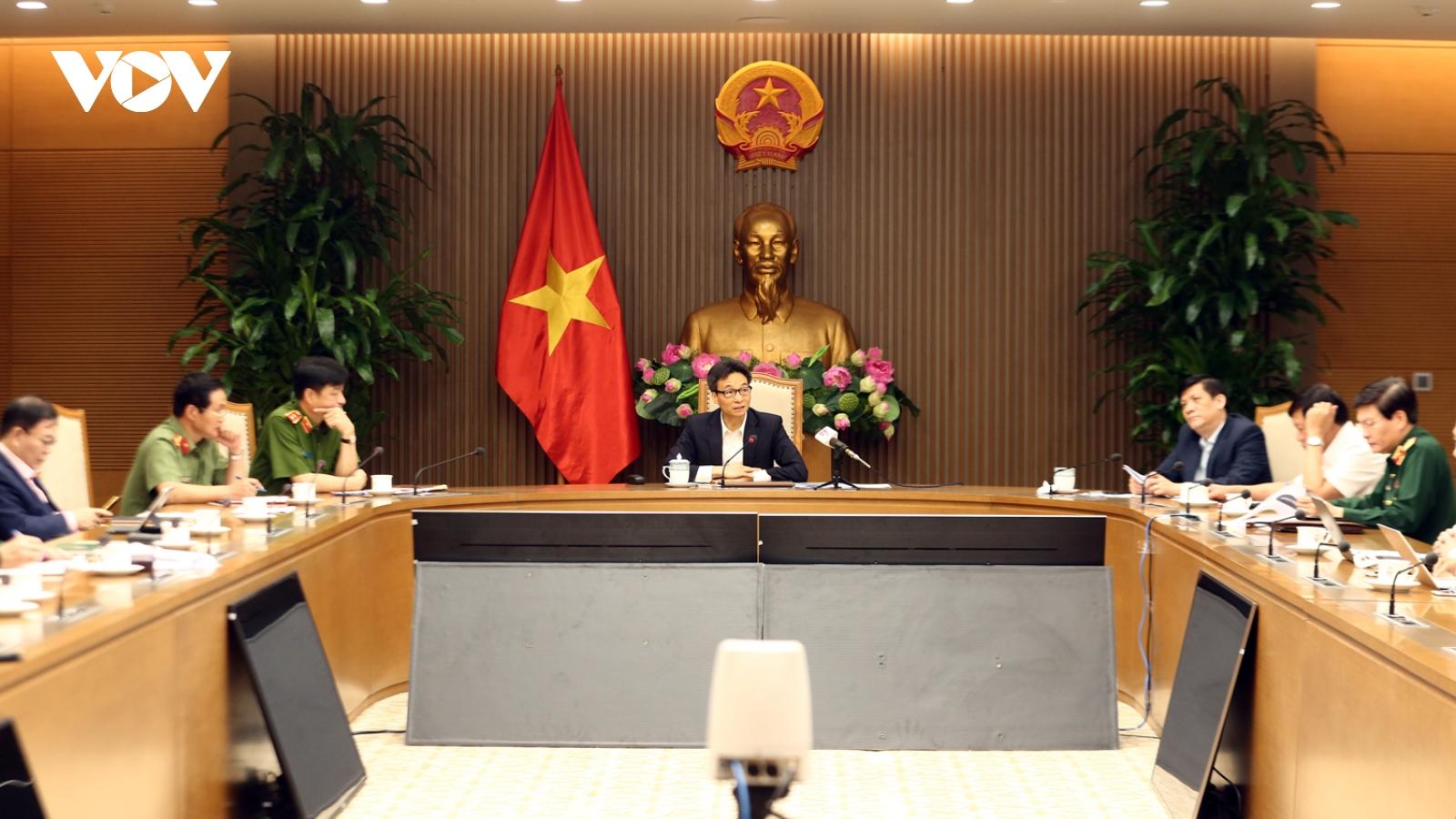 """Việt Nam nghiên cứu giải pháp kỹ thuật cho """"hộ chiếu vaccine"""""""