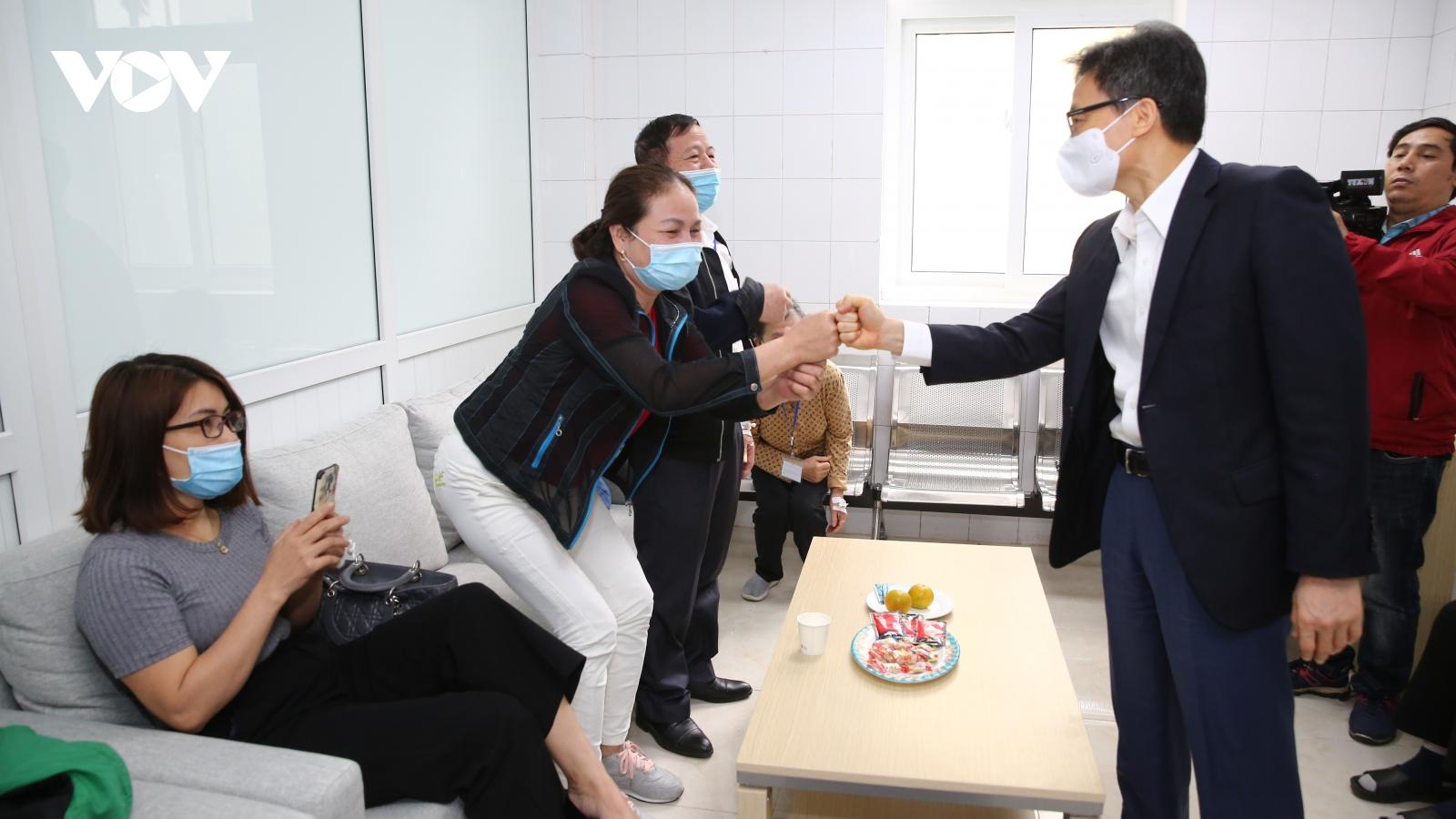 Rút ngắn tối đa thời gian sản xuất vaccine COVID-19 của Việt Nam