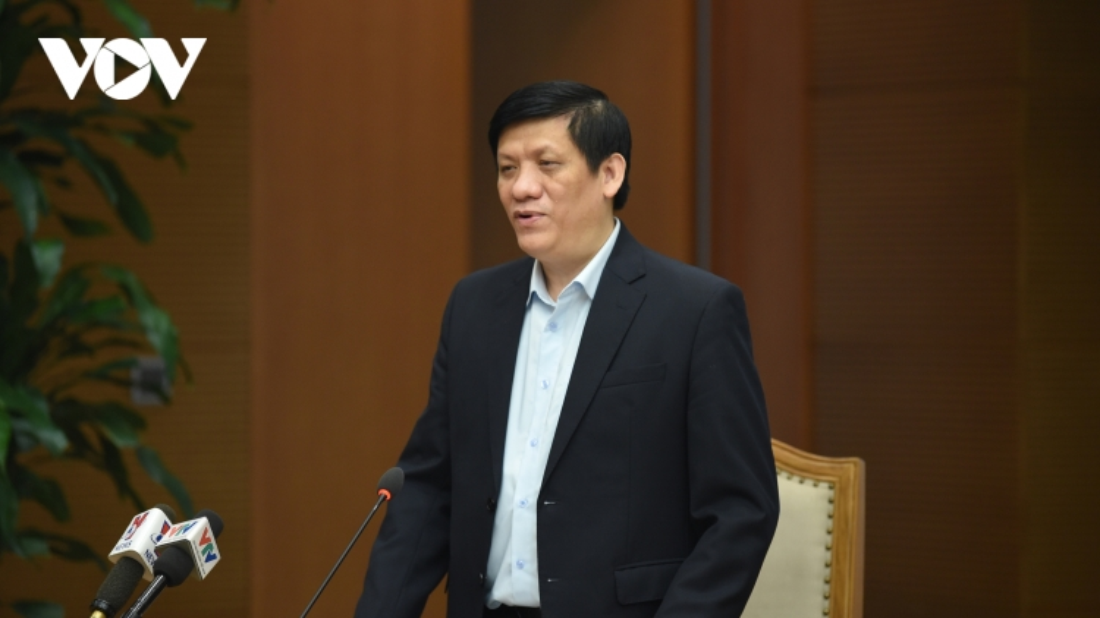 Ngày 8/3, Việt Nam sẽ tiêm liều vaccine COVID-19 đầu tiên