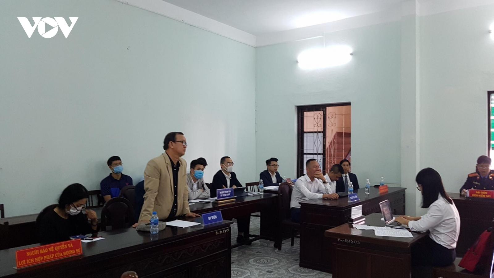 Luật sư kiến nghị xử lý dứt điểm, không để kéo dài vụ án Hoàng Cung, TP Huế