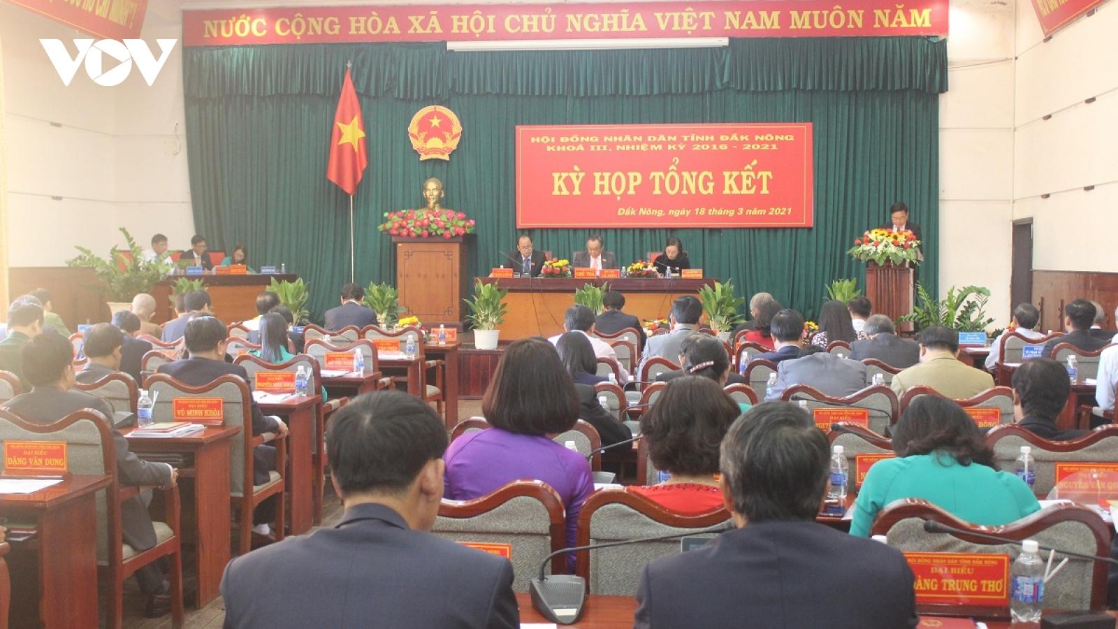 Đắk Nông thành lập Văn phòng Đoàn đại biểu Quốc hội và Hội đồng nhân dân tỉnh