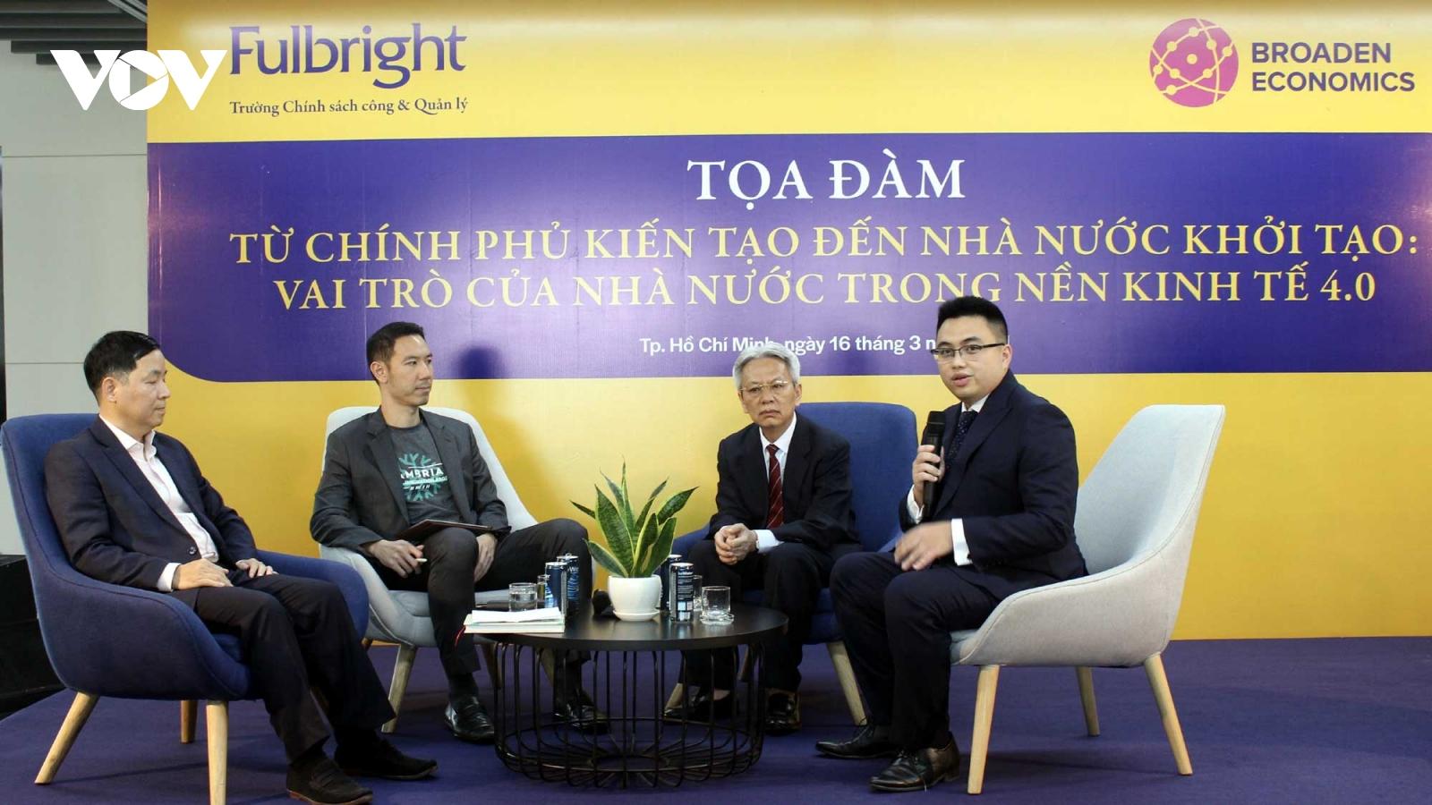 Mô hình nào cho chính phủ kiến tạo tại Việt Nam?