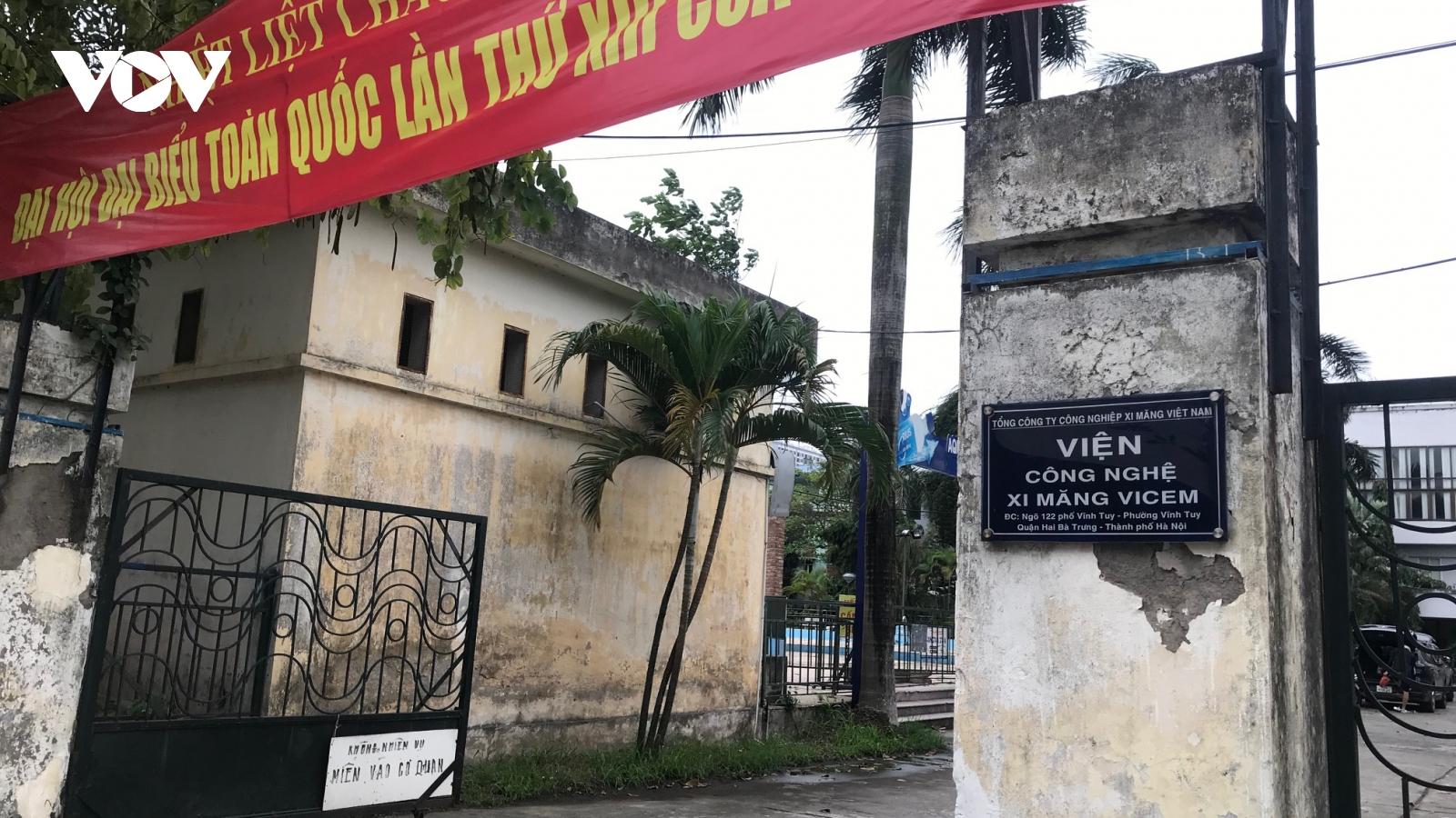 """Tổng công ty Xi măng Việt Nam và những cao ốc, """"đất vàng"""" bỏ hoang"""