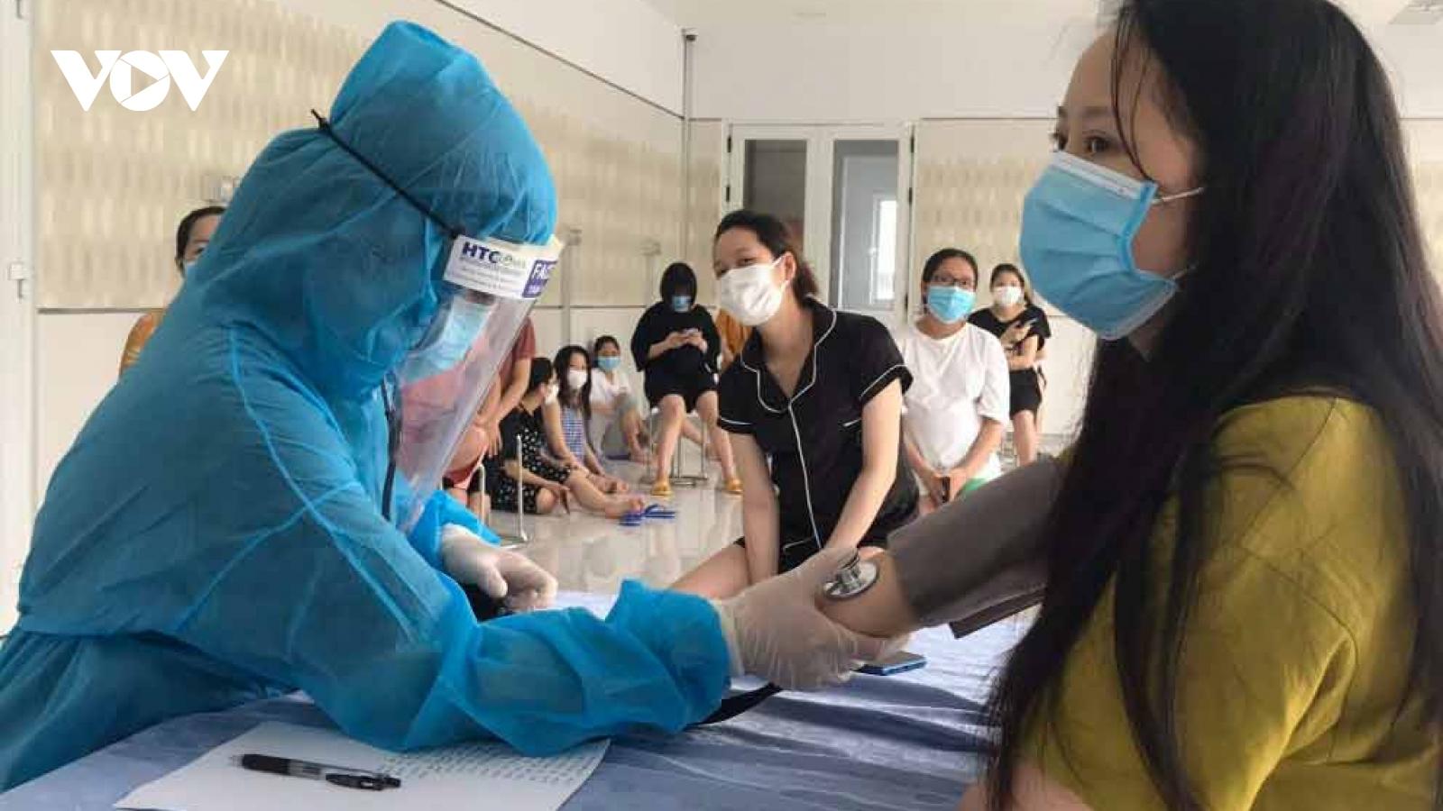 4 bệnh nhân mắc Covid-19 trong cộng đồng ở Bình Dương đã khỏi bệnh
