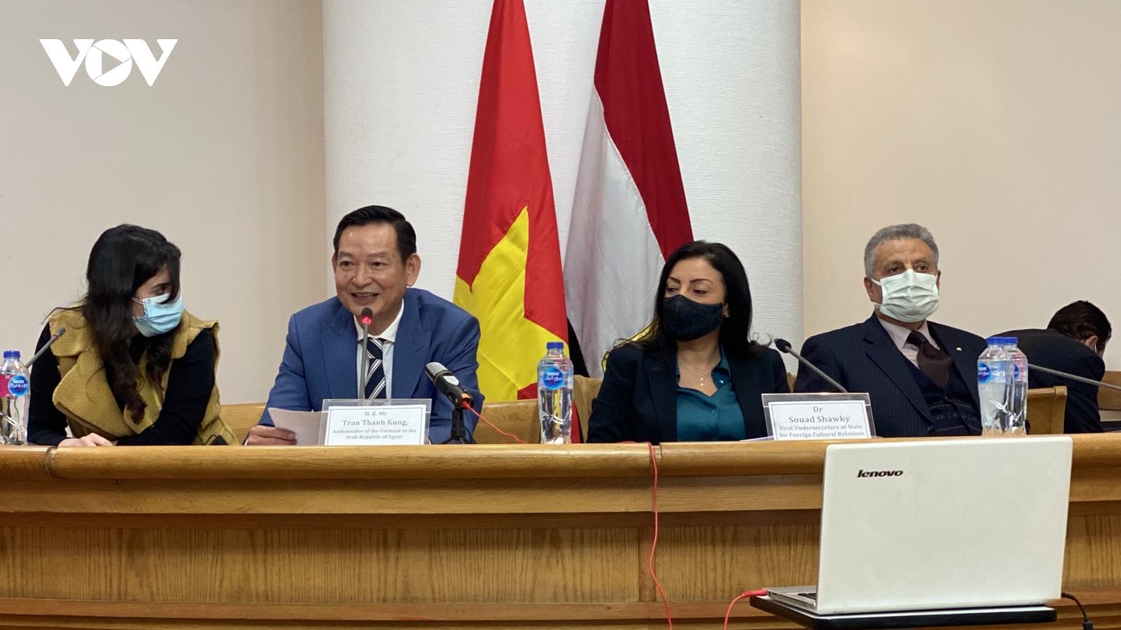 Ngày văn hóa Việt Nam tại Ai Cập