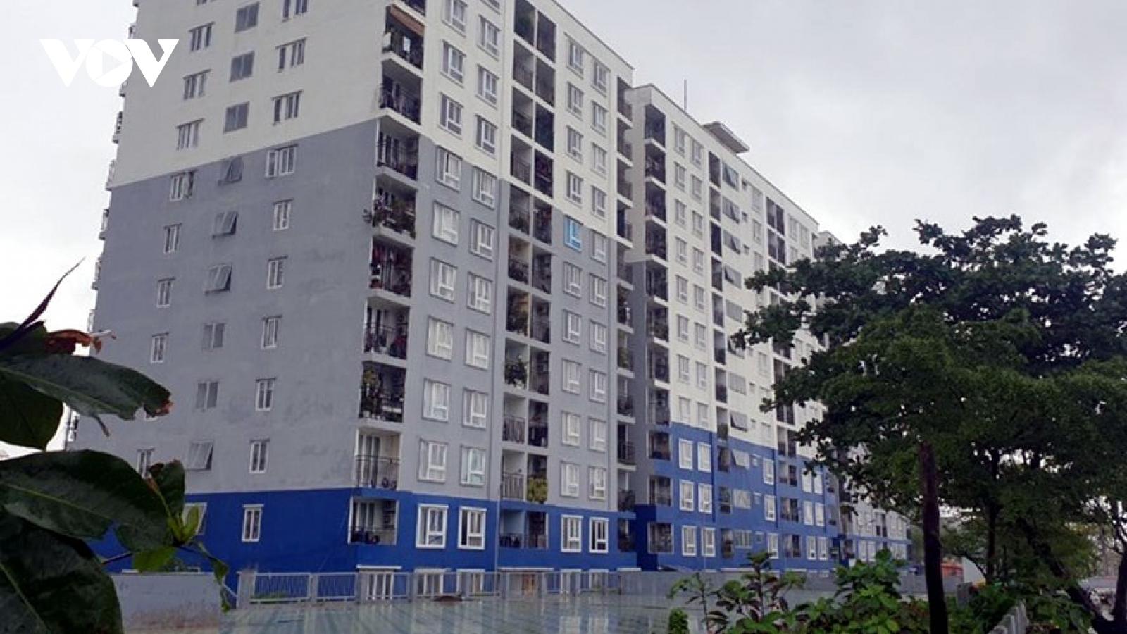 71 trường hợp được bố trí chung cư nhà ở xã hội tại Đà Nẵng chưa đúng