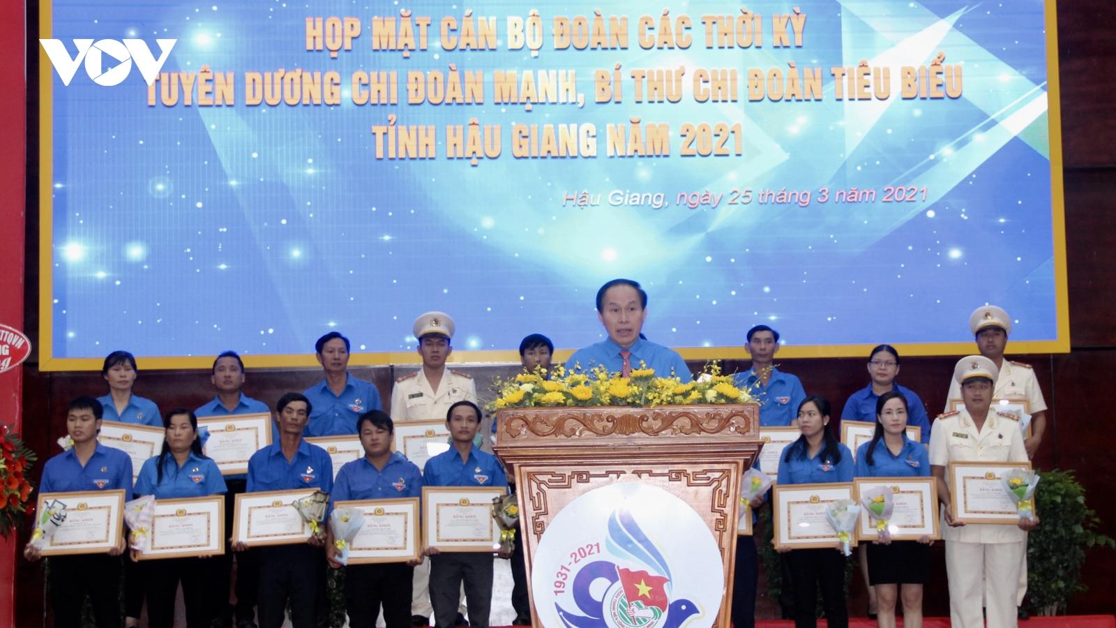 Sóc Trăng, Hậu Giang tổ chức nhiều hoạt động kỷ niệm Ngày thành lập Đoàn TNCS Hồ Chí Minh