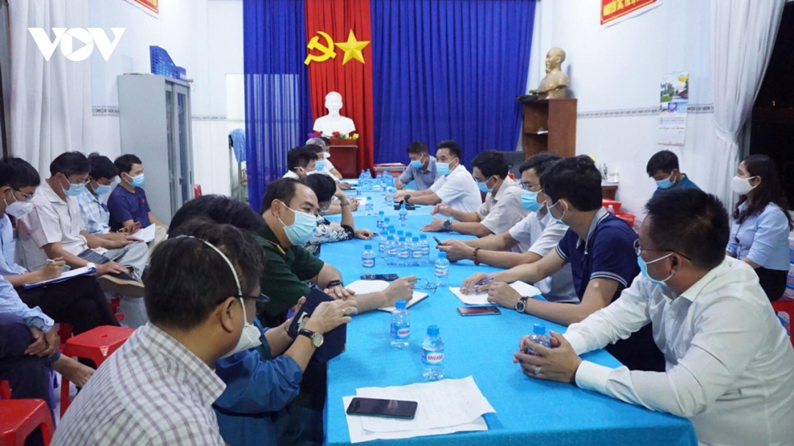 BN 2585 ở Bình Dương từng nhập cảnh trái phép sang Campuchia