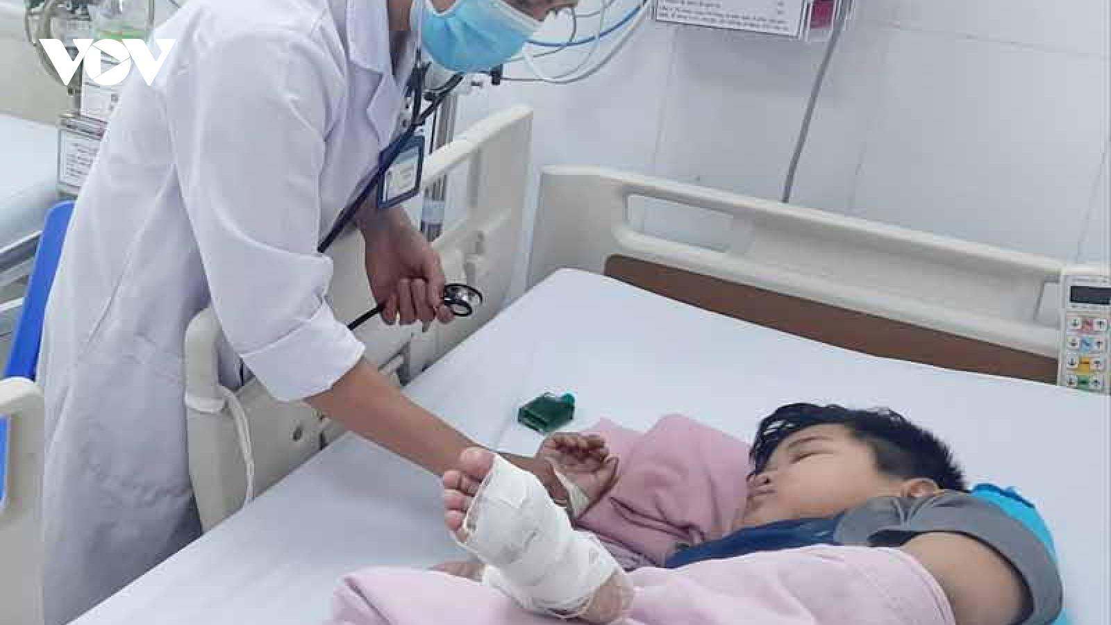 Cứu thành công bé trai 9 tuổi ởSóc Trăngmắc bệnh hiếm gặp
