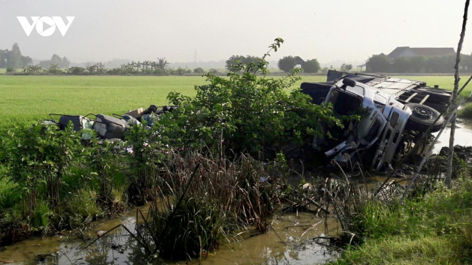 Thêm 1 nạn nhân tử vong trong vụ TNGT trên tuyến Quản Lộ - Phụng Hiệp (Bạc Liêu)