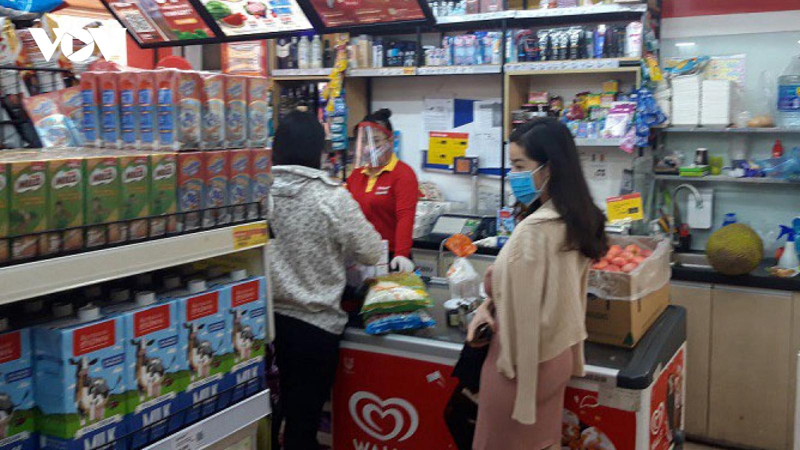 Cửa hàng tiện lợi, kênh phân phối hiệu quả trong mùa dịch