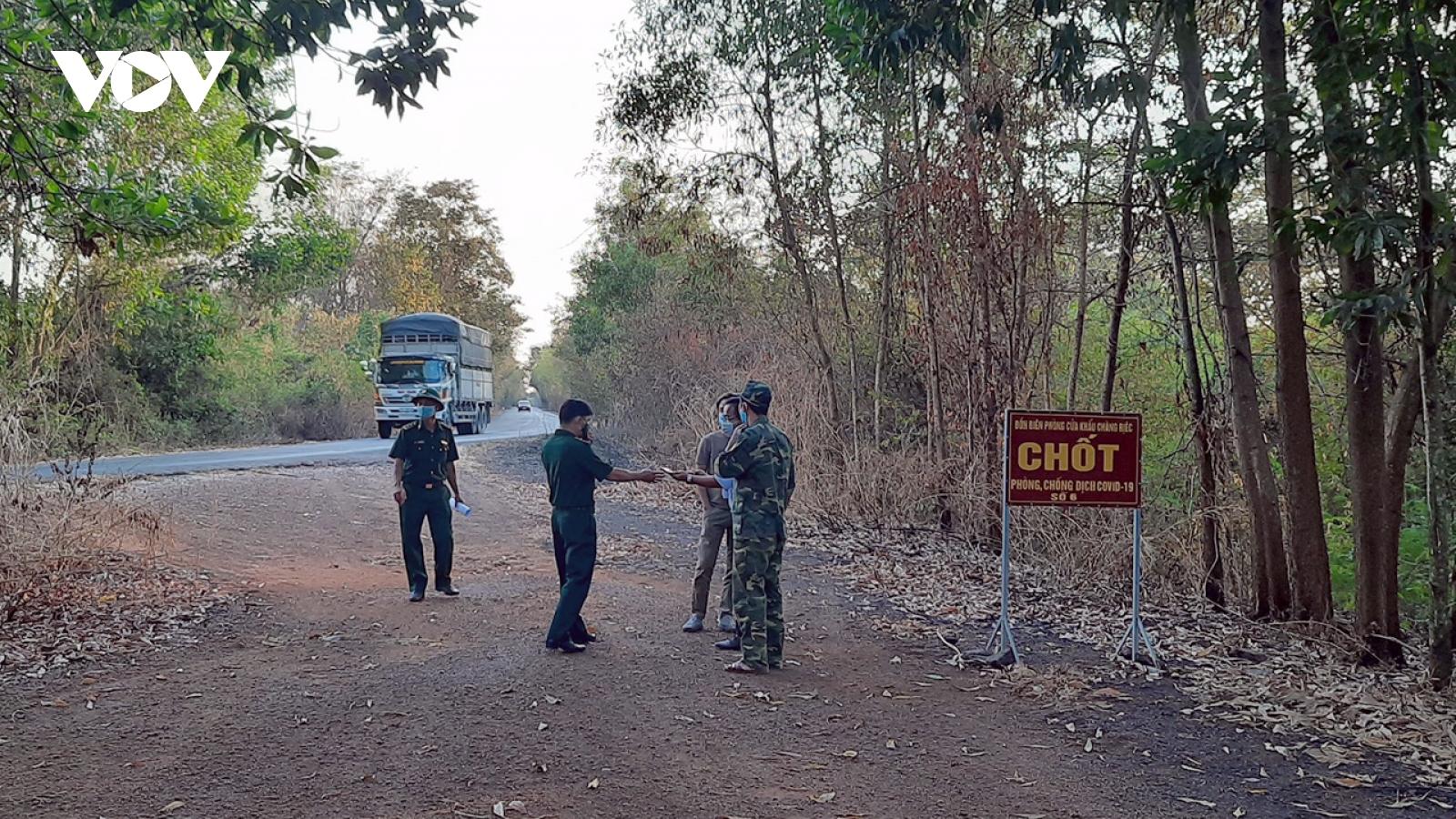 Tây Ninh tăng cường kiểm soát chặt chẽ toàn tuyến biên giới