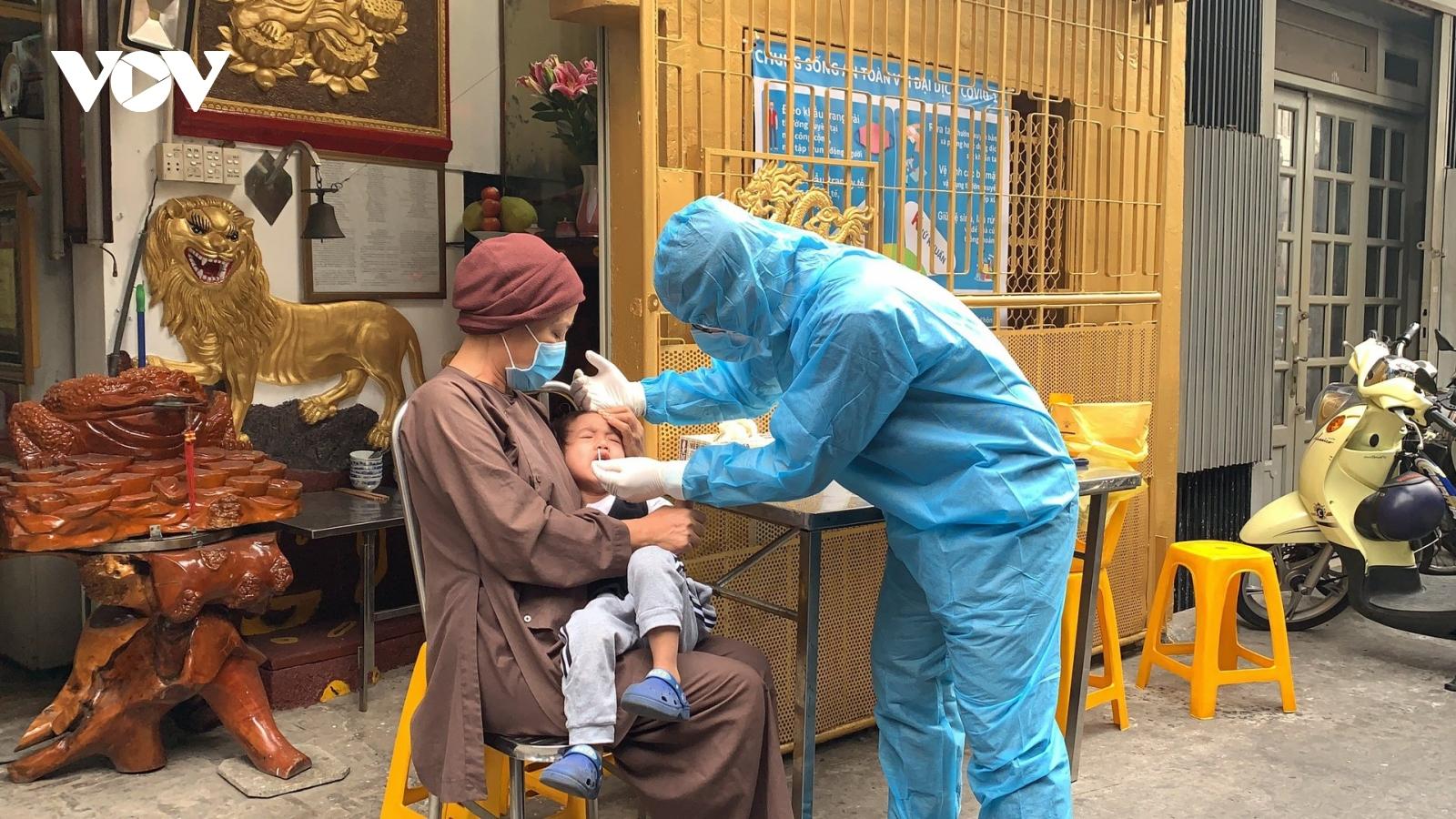TP HCM tăng cường giám sát công tác phòng chống dịch Covid-19 ở cơ sở tôn giáo