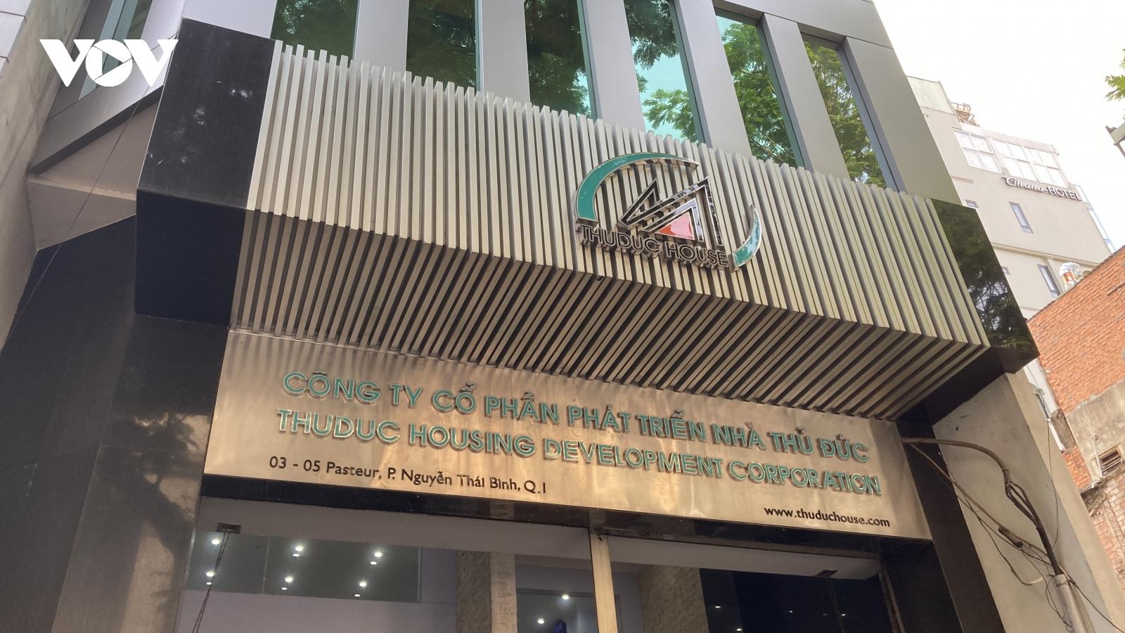 Cục Thuế TP HCM cưỡng chế thu thuế, Thuduc House phản hồi việc xuất khẩu hàng hoá