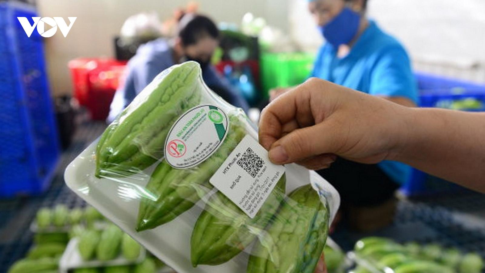 Phú Yên tăng cường truy xuất nguồn gốc sản phẩm góp phần tăng giá trị hàng hóa