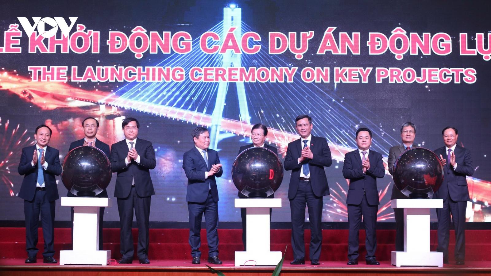 Quảng Bình thu hút hàng loạt dự án đầu tư, tổng vốn đăng ký hơn 141.000 tỷ đồng
