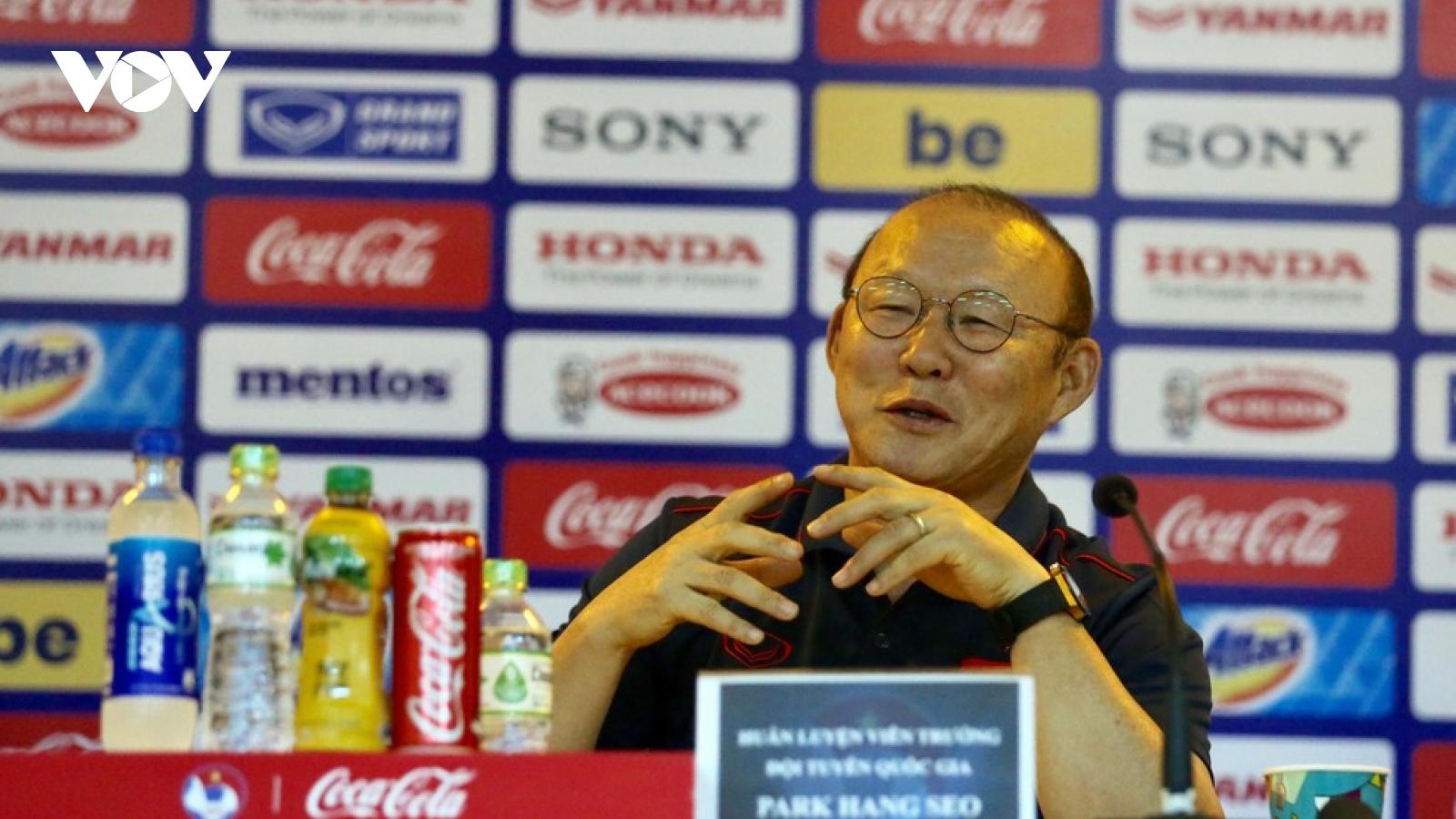"Dời lịch AFC Champions League 2021, HLV Park Hang Seo ""thở phào"""