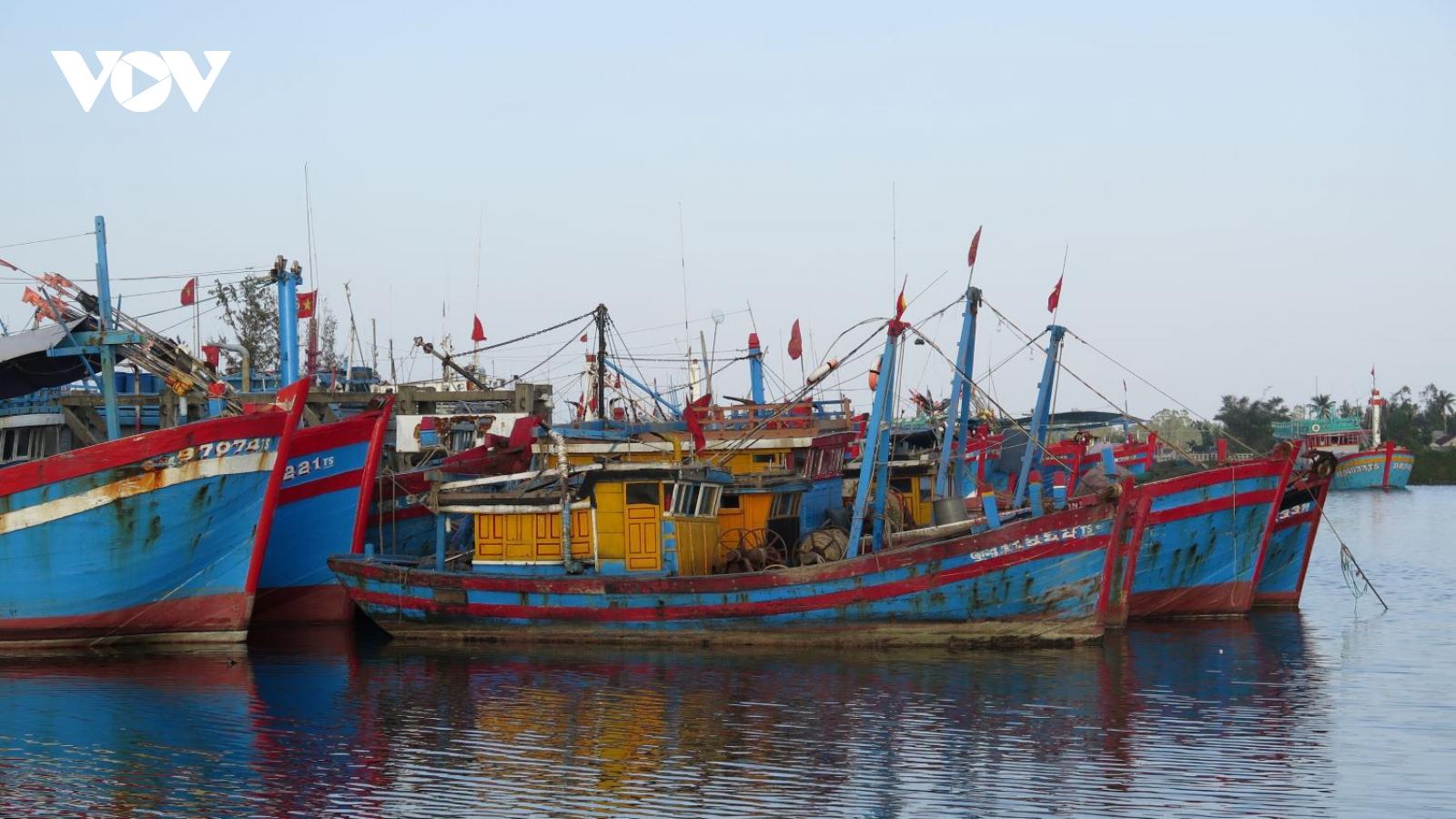 Tăng cường quản lý tàu cá và ngư dân