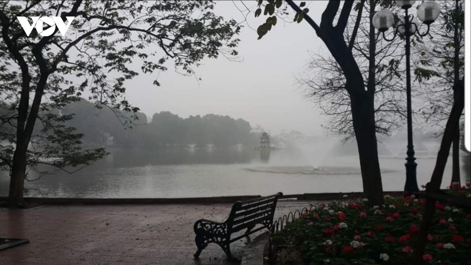Dự báo thời tiết ngày 16/4: Bắc Bộ đón không khí lạnh, có mưa to