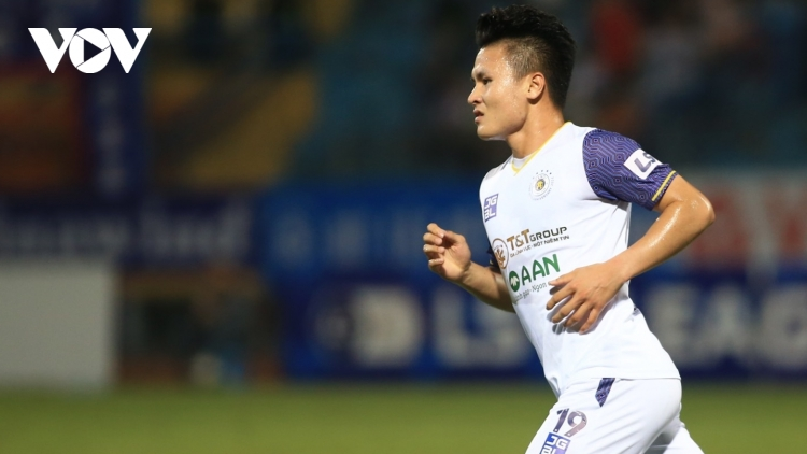 Hà Nội FC 4-0 Quảng Ninh: Quang Hải gửi chiến thư tới Văn Toàn, Công Phượng