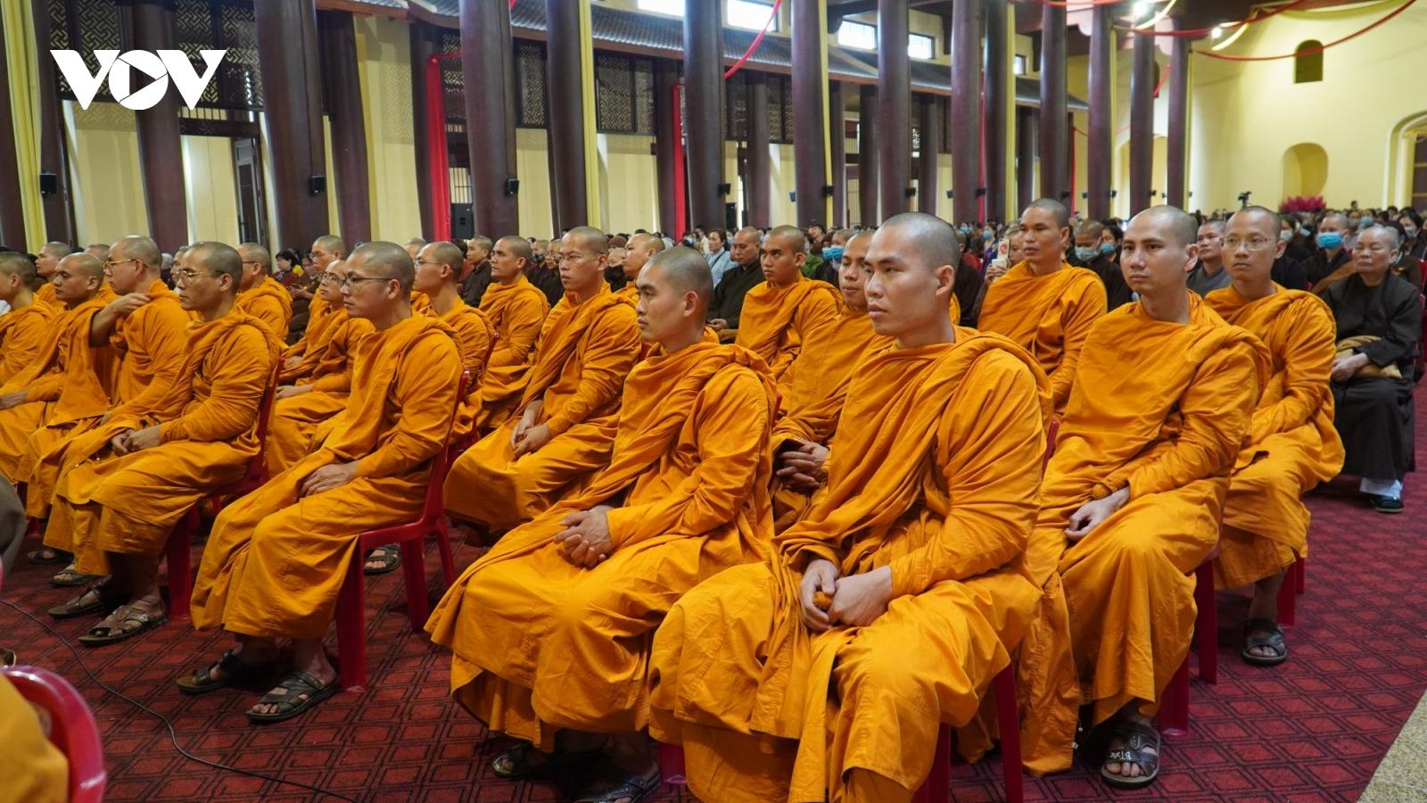 Lễ giỗ Trúc Lâm đệ nhị tổ Pháp Loa tôn giả tại Yên Tử
