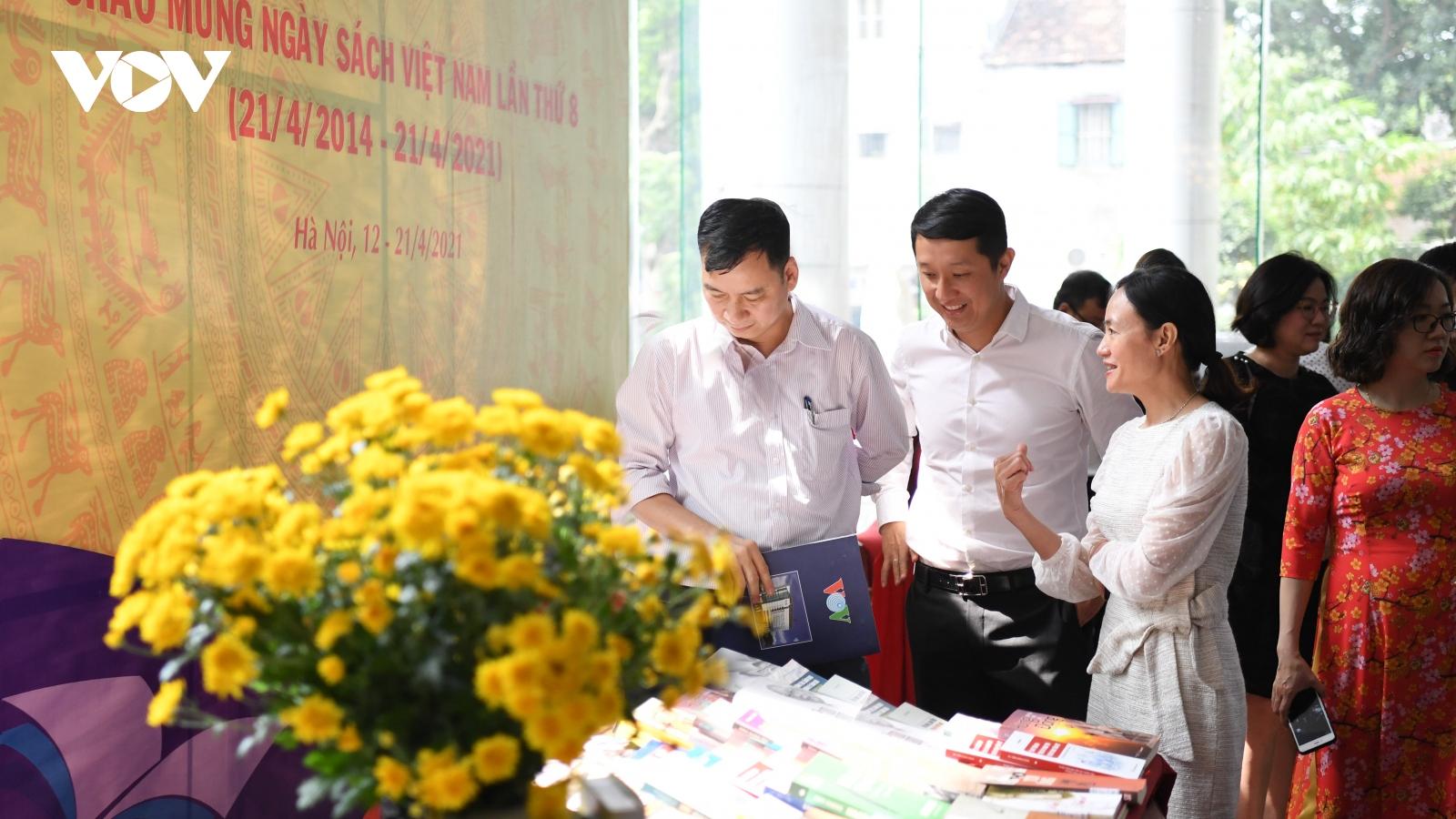 """VOV tổ chức """"Tuần lễ sách 2021"""" tôn vinh giá trị của sách và lan tỏa văn hóa đọc"""