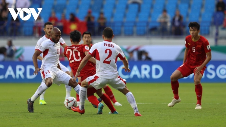 Vietnam to play Jordan ahead of World Cup qualifiers