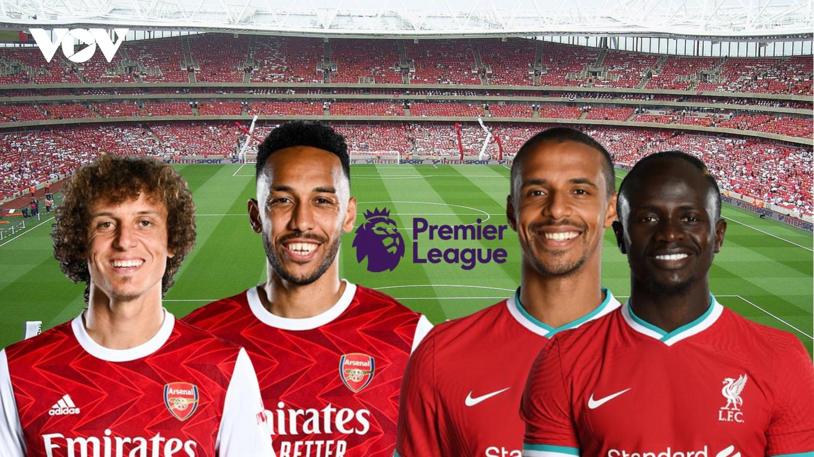 Dự đoán kết quả, đội hình xuất phát trận Arsenal - Liverpool