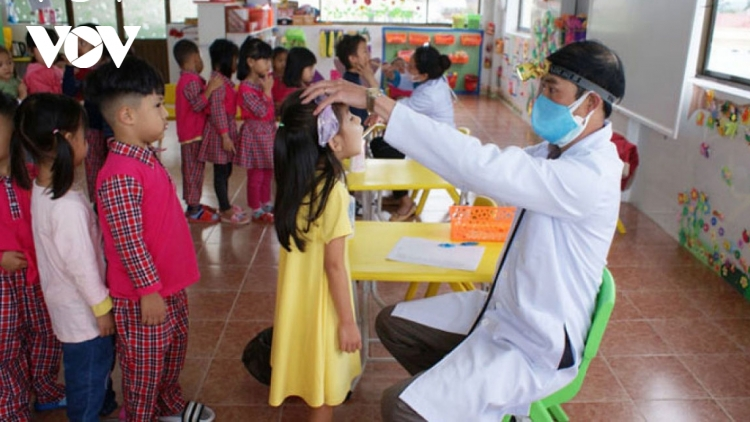 Localities on full alert as hand-foot-mouth disease breaks out