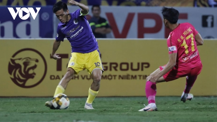 V.League 1 matches to be held behind closed doors due to COVID-19 fears