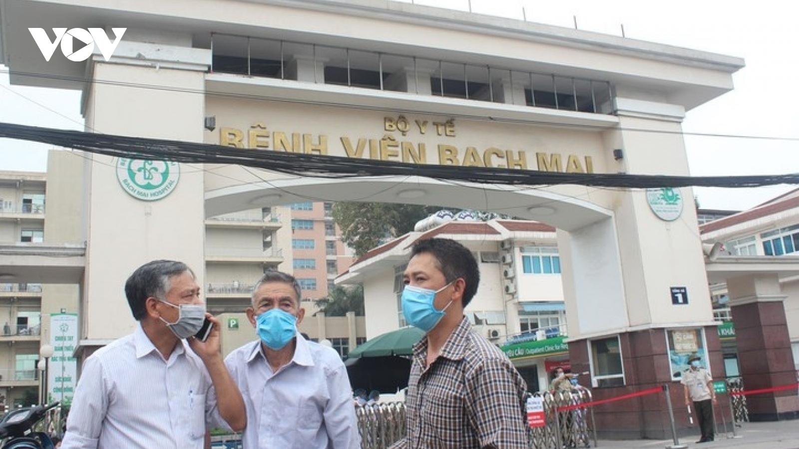 """Có hay không tình trạng """"chảy máu chất xám"""" ở Bệnh viện Bạch Mai?"""