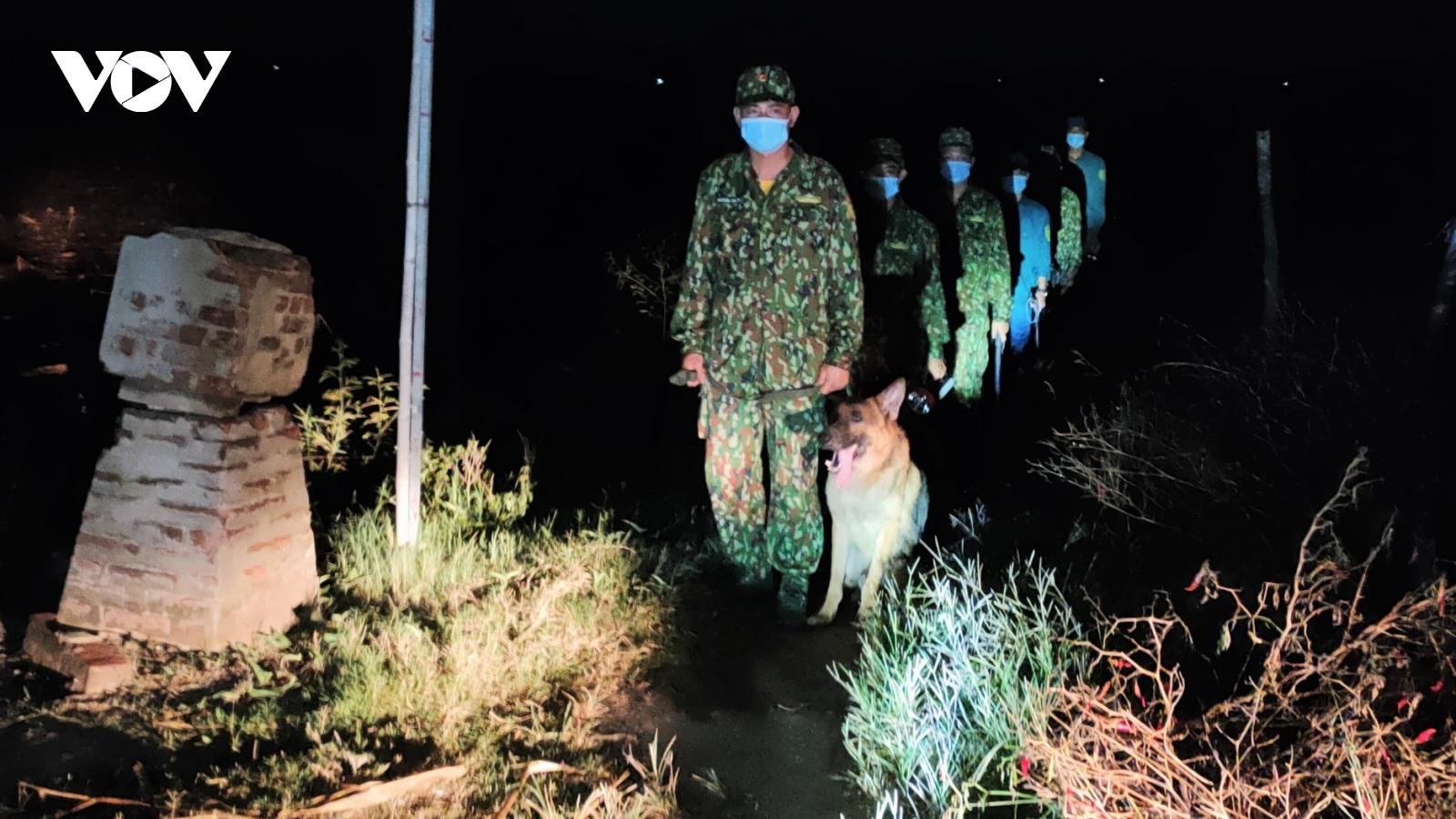 Biên giới Tây Nam căng sức ngăn chặn người người nhập cảnh trái phép